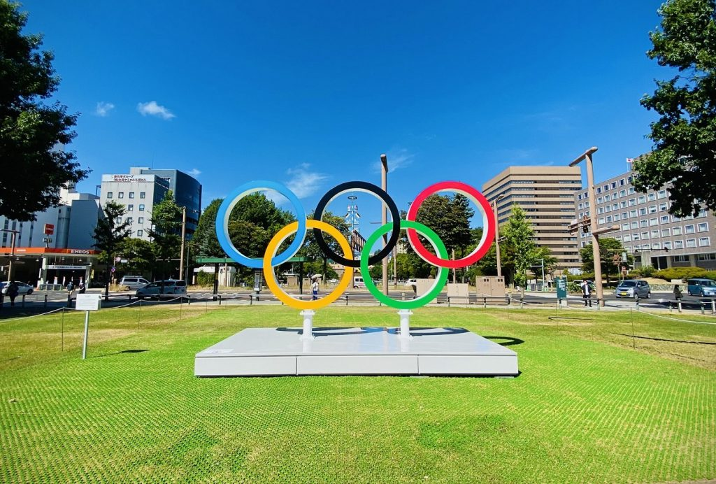 The Olympic city: from Sa...